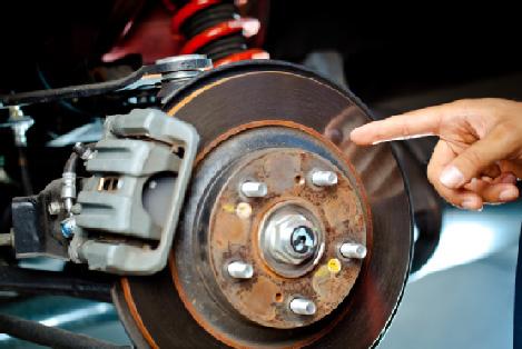Brake Repair Services at Tire Pirates